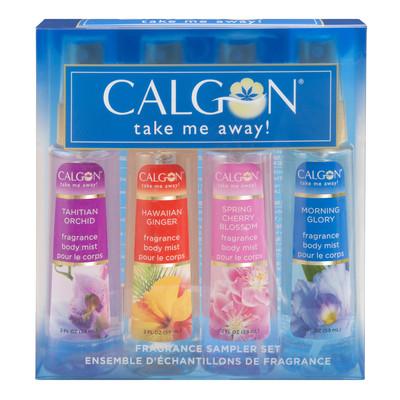 Calcon take me away body mist